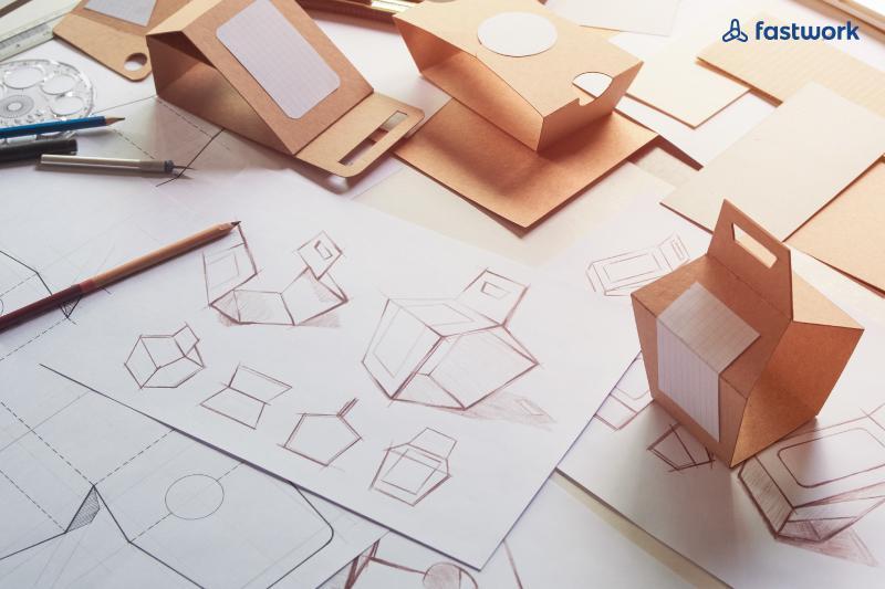 เทคนิคง่ายๆในการออกแบบผลิตภัณฑ์