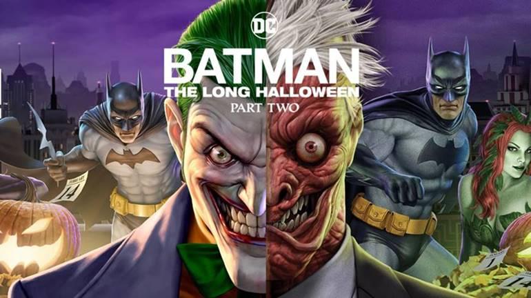 Batman The Long Halloween Part Two (2021) พากไทย