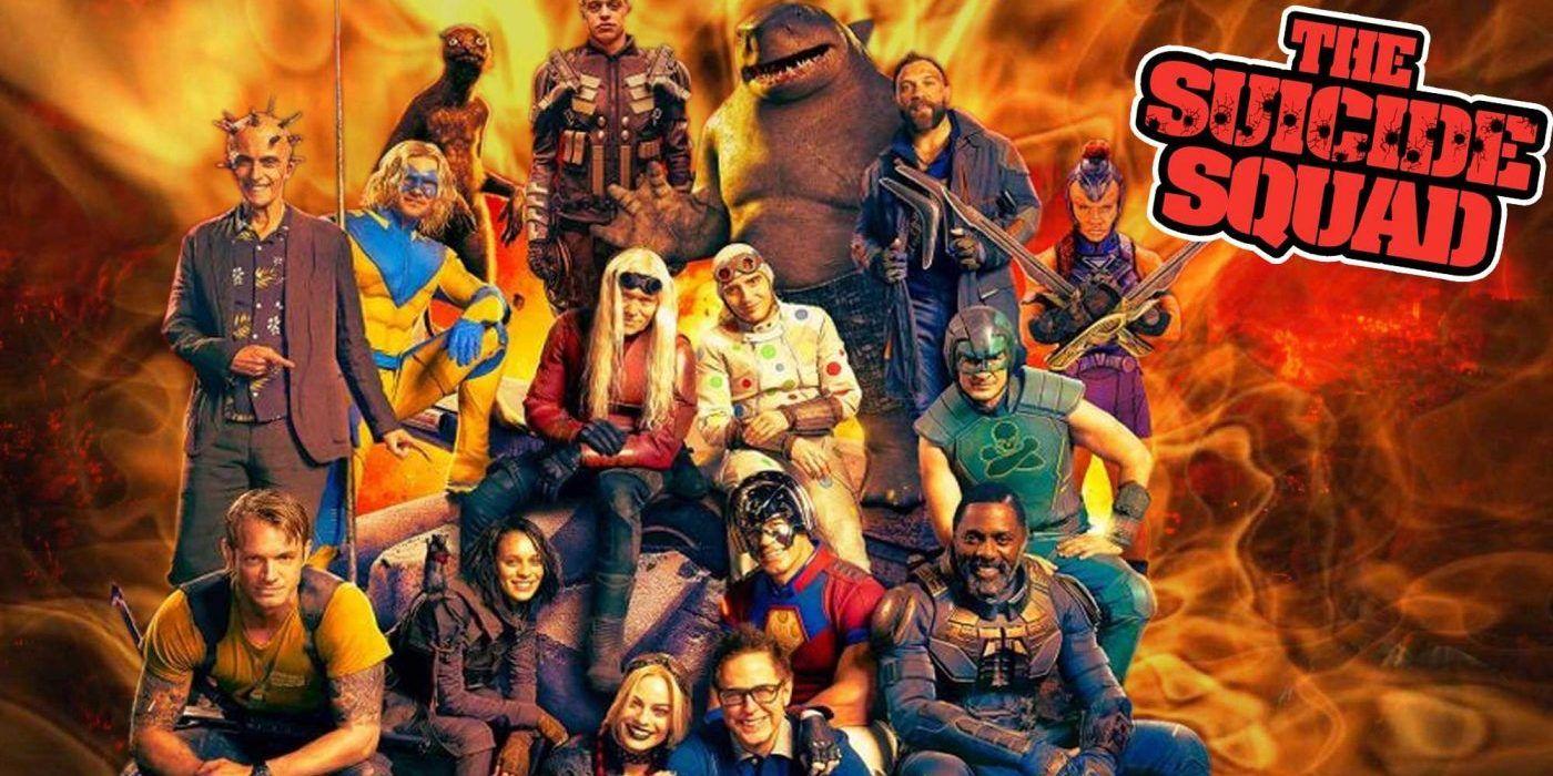 The Suicide Squad (2021) ชนโรง