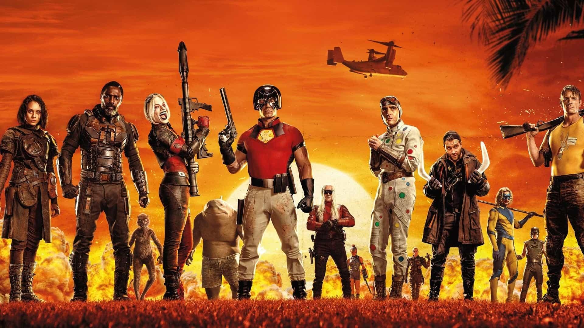 The Suicide Squad (2021) ภาคไทย
