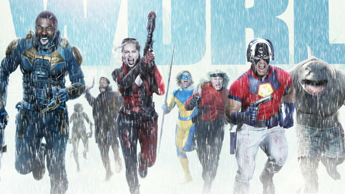 The Suicide Squad (2021) เต็มเรื่อง