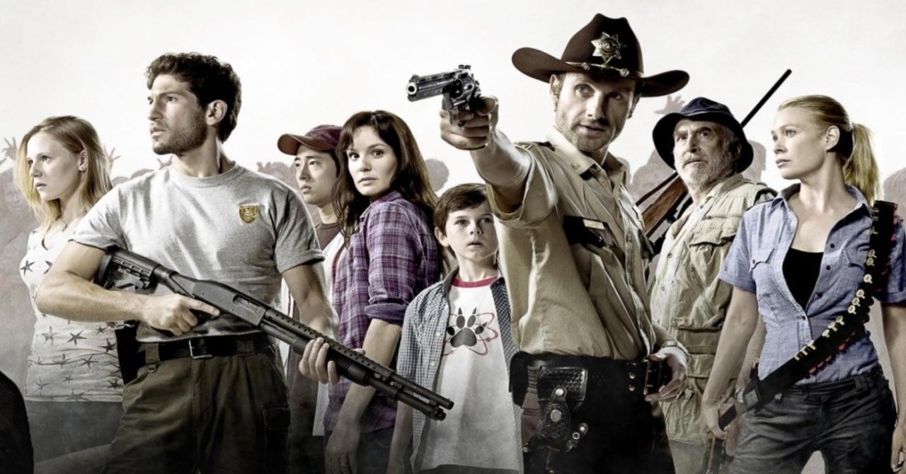 The Walking Dead Season 1 พากษ์ไทย