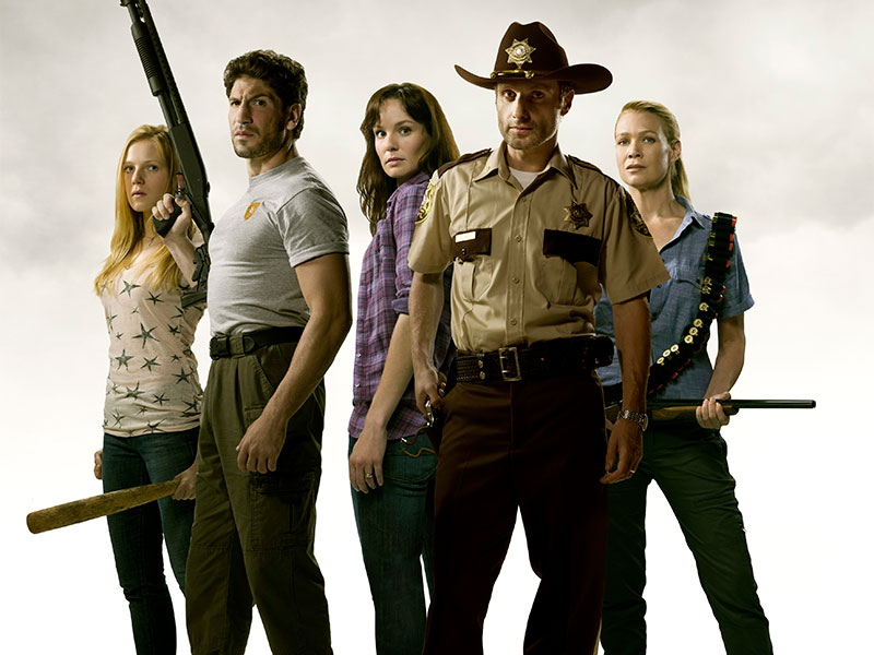 The Walking Dead Season1 ภาคไทย