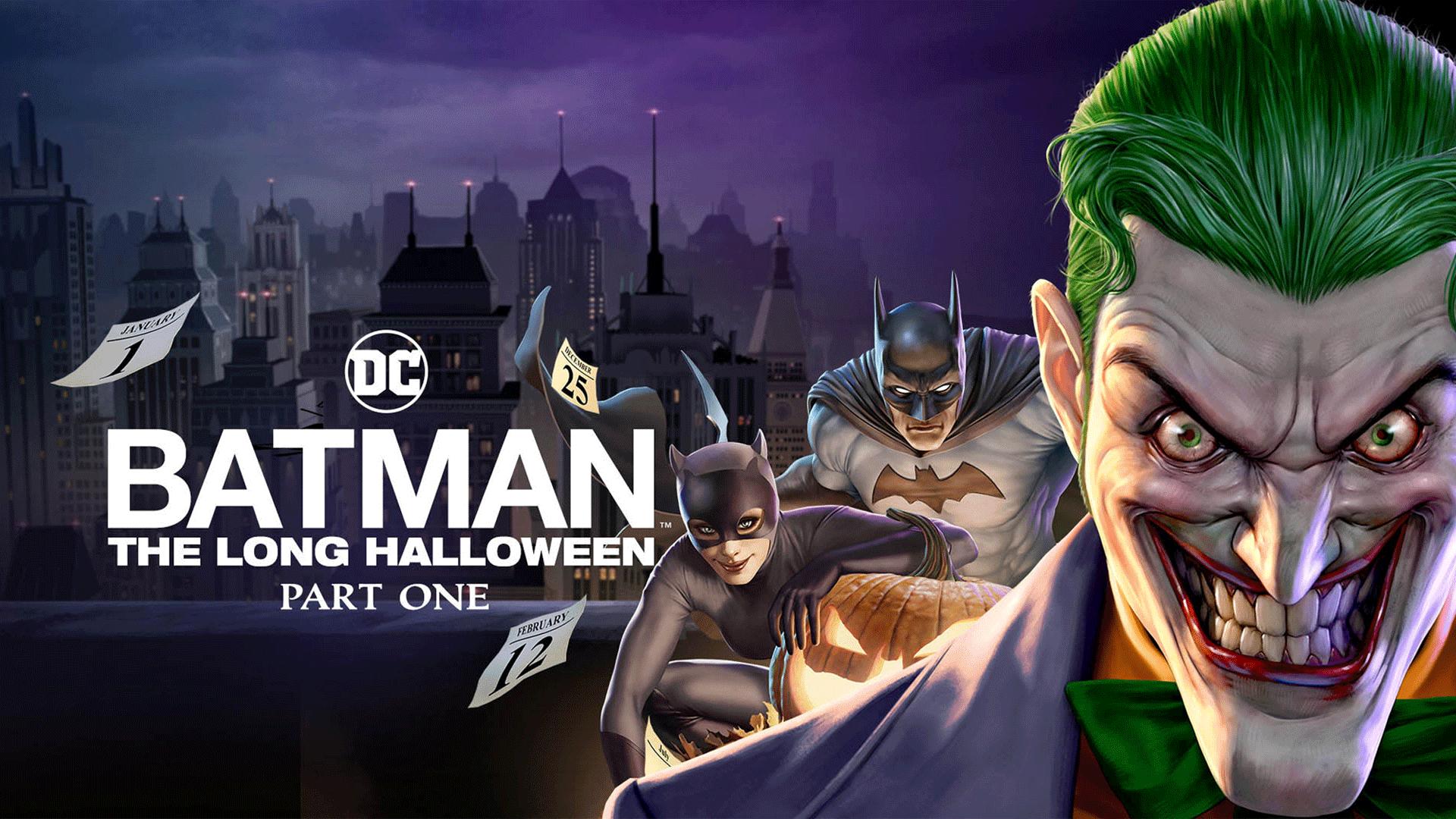 รีวิว Batman The Long Halloween Part Two (2021)