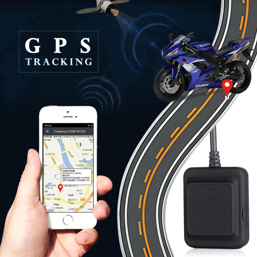gps tracker มอเตอร์ ไซค์
