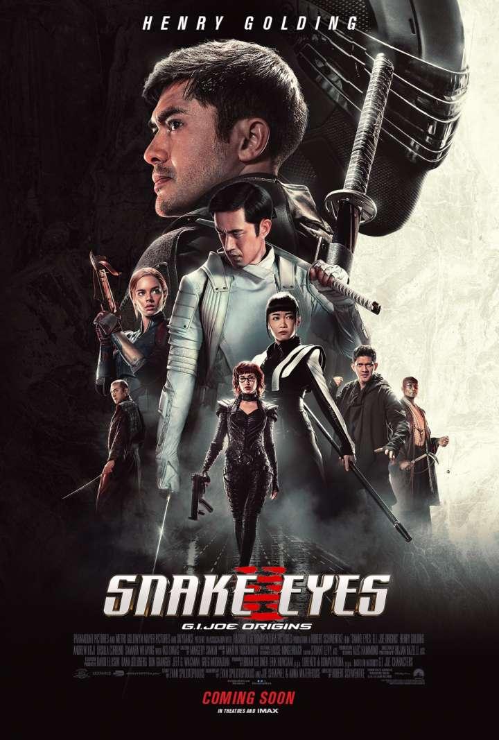 Snake Eyes G I Joe 2021